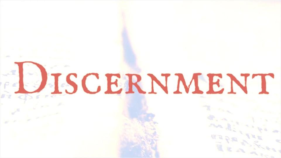 May 30, 2021, Dr Kone sermon on Discernment
