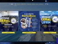 RevisaBuco (Brasil) EAD com WooCommerce em desde 2017 com a TNT Mídia