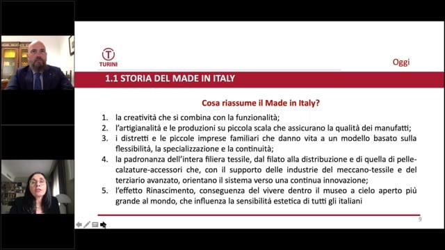 14/5/2021 (3° MODULO) CORSO DI FORMAZIONE SULLA PROPRIETA' INDUSTRIALE