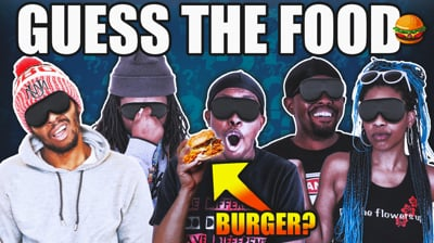 The Guess That Food Challenge + Guess Who!