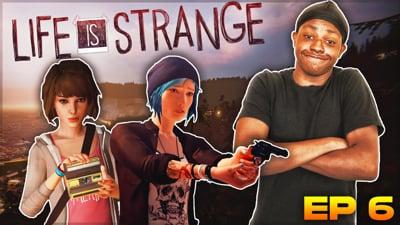 Trent Plays Life is Strange Ep 6
