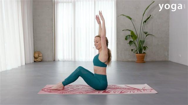 Pilates voor sterke buik- en rugspieren