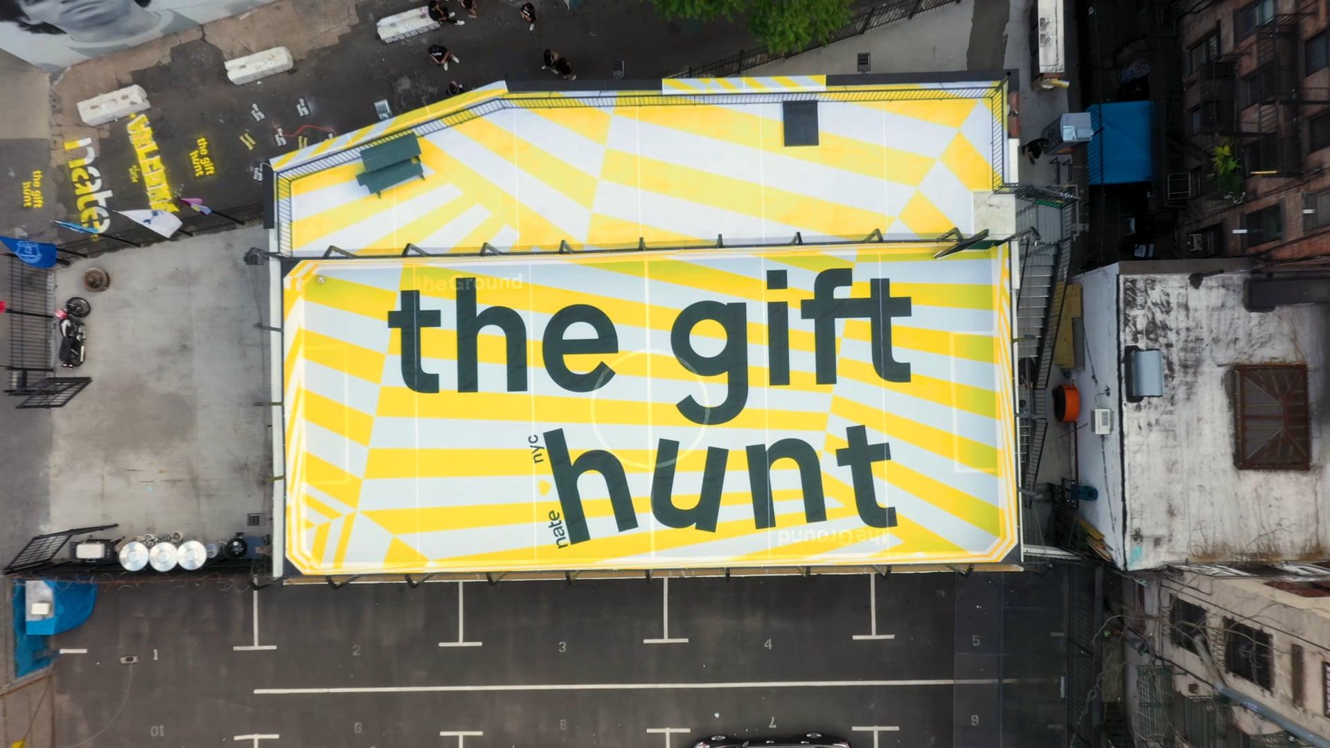 Nate App - The Gift Hunt