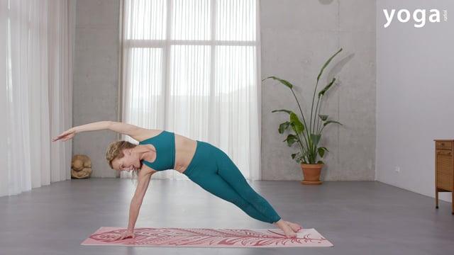 Pilates voor sterke schouders, armen en billen