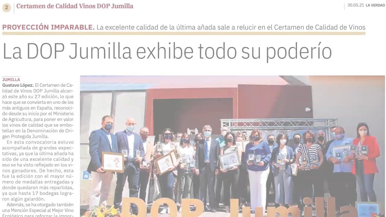 Resumen Especial La Verdad Certamen Calidad Vinos DOP Jumilla.mp4