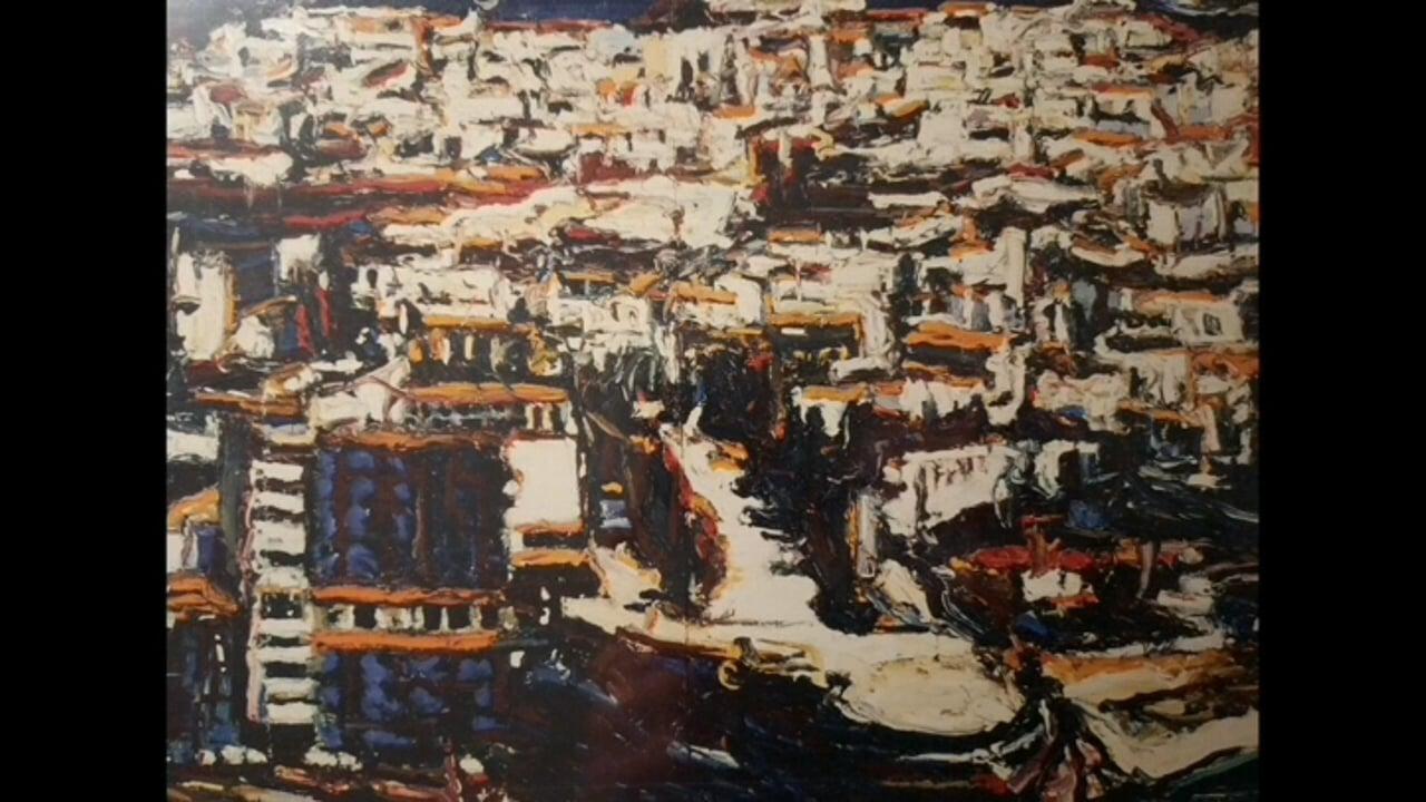 Bosphorus  200x300cm 1997