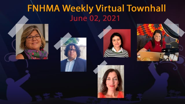 FNHMA Town Hall (FR) June 2, 2021