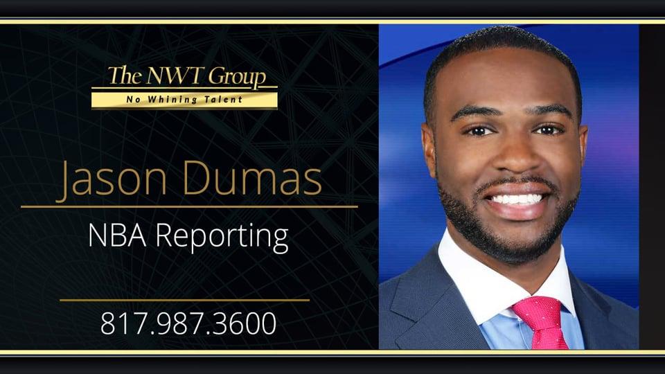 NBA Reporting