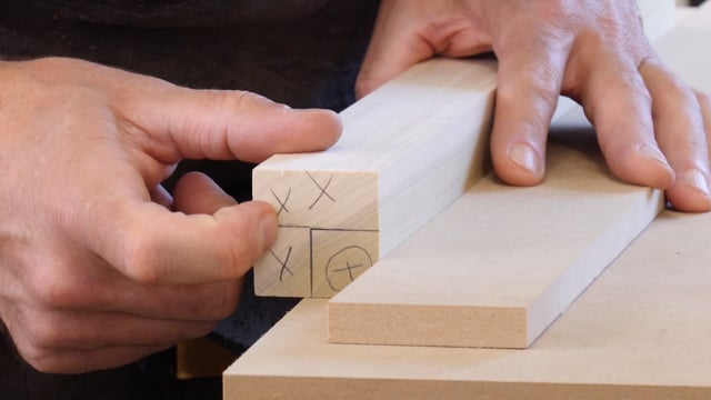 39-How to Taper Legs with a Tablesaw or Bandsaw