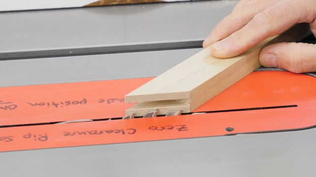 38-How to Cut Mitered Bridle Joints