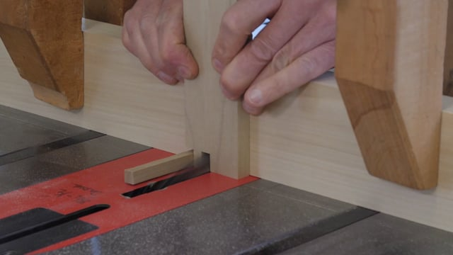 33-How to Cut Finger Joints on the Tablesaw