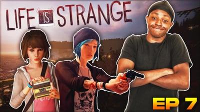 Trent Plays Life is Strange Ep 7
