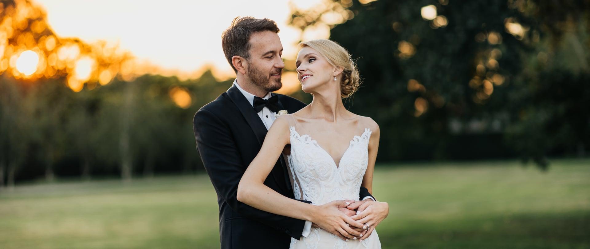 Sophie & Harrison Wedding Video Filmed at Yarra Valley, Victoria