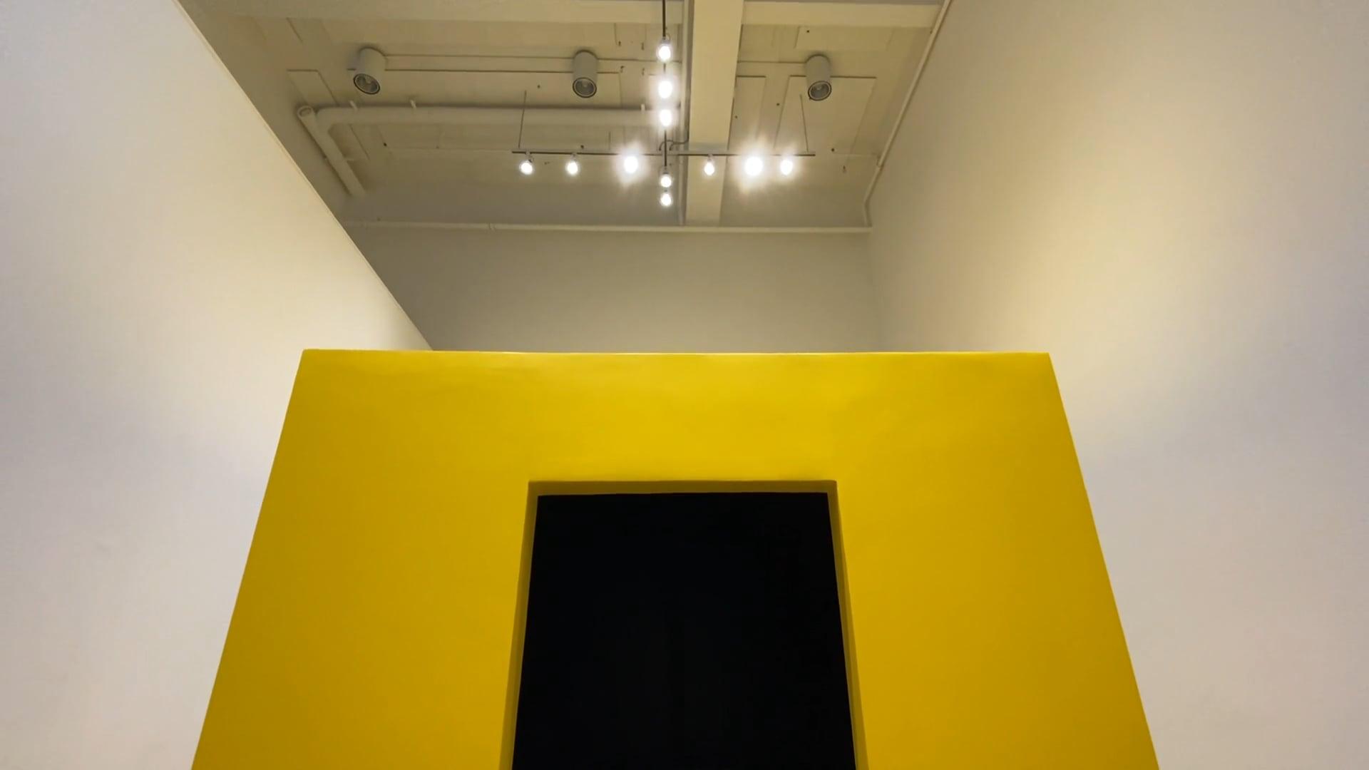 Yellow Oasis (2021) - Installation Walkthrough