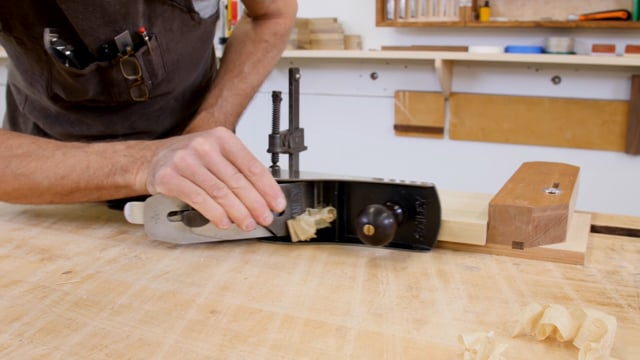 10-How to Prepare Edge Joints with Hand Planes