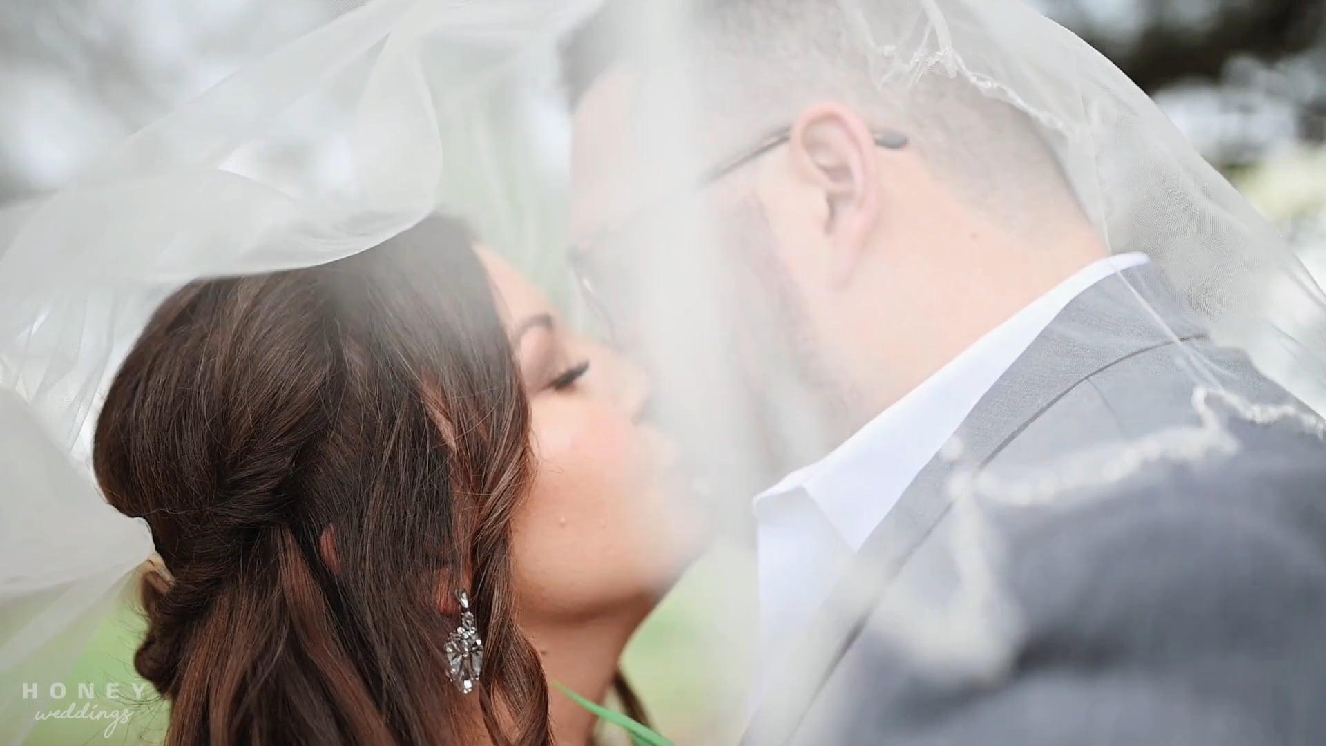 Mr. & Mrs. Ringer | Oklahoma Wedding | Rustic Countryside Estate
