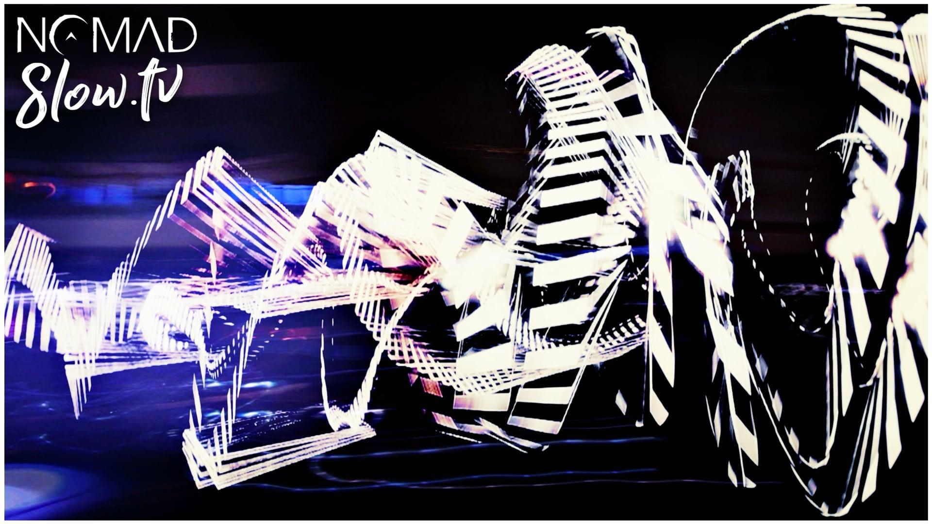 Artscapes - Light Sculptures - Patrick Rochon - Unfoldment Revealment Evolution Exposition Integration - Chris Zabriskie