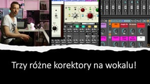PSP EQs | Trzy różne korektory na wokalu