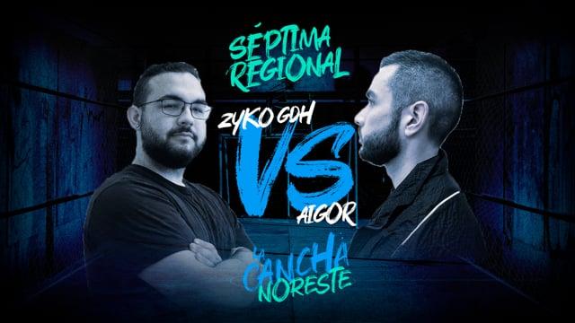 La Cancha Noreste | Final | Zyko GDH vs Aigor