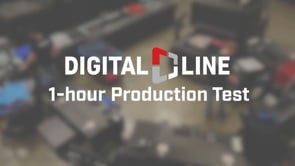 DIGITAL LINE 1hr Production Test