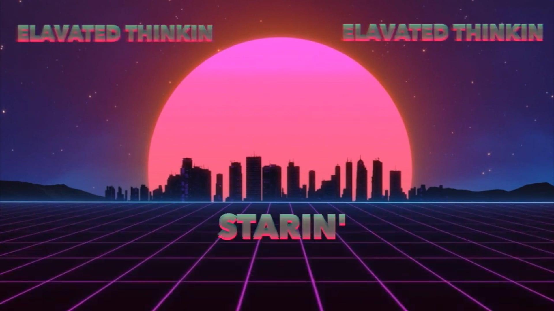 Elavated Thinkin (Music) – Jasmine Garner