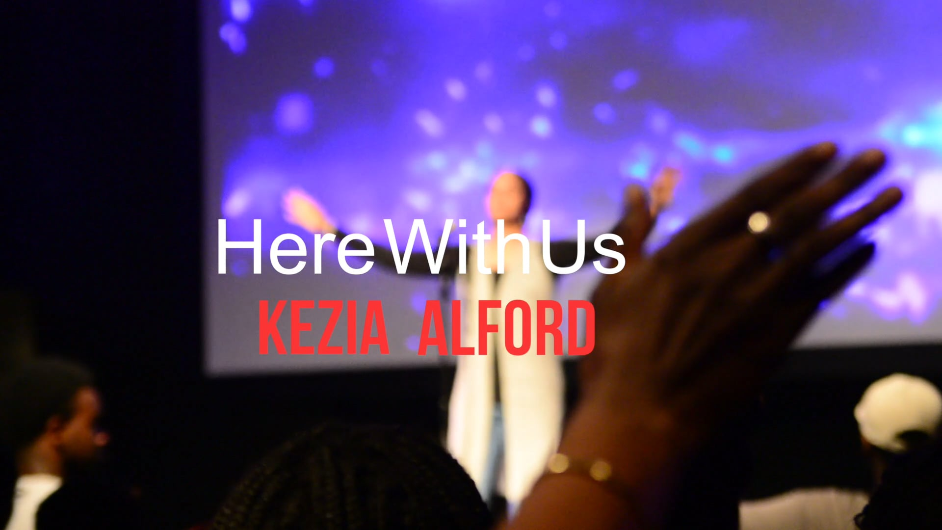 Here With Us (Music) – Kezia Alford