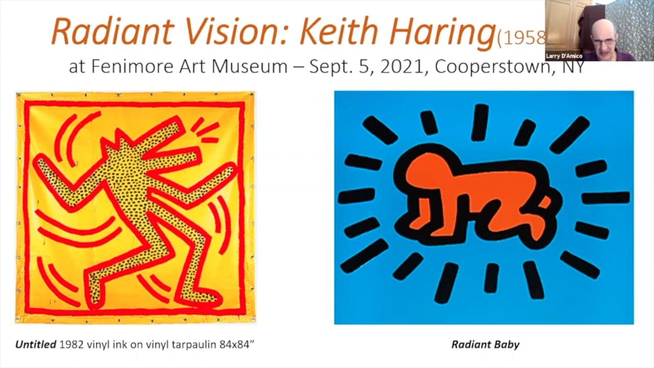 Art Talk - Radiant Vision: Keith Haring