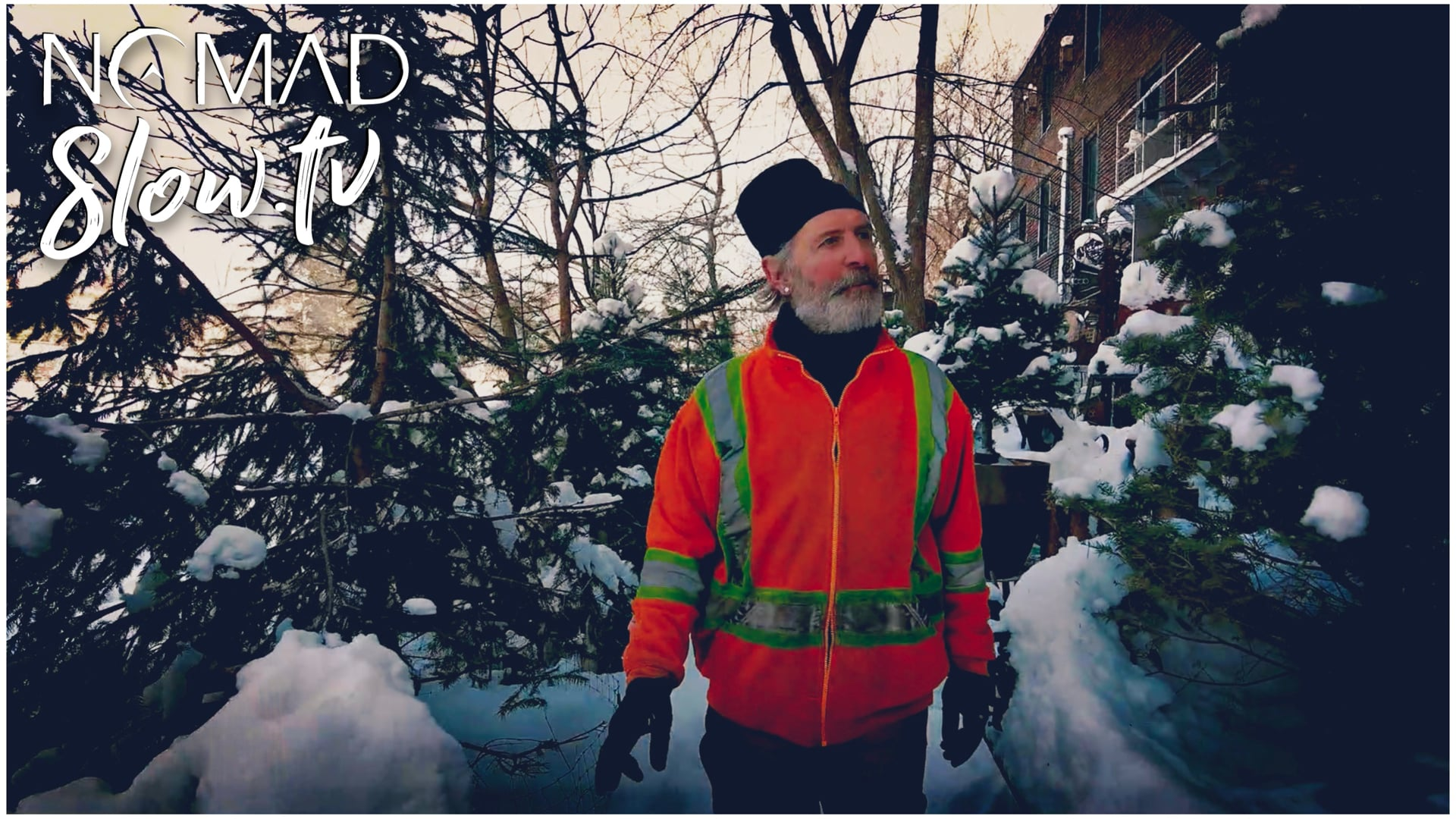 Glen Le Mesurier Builds Bird Houses | I Am Running Down the Long Hallway of Viewmont Elementary - Chris Zabriskie