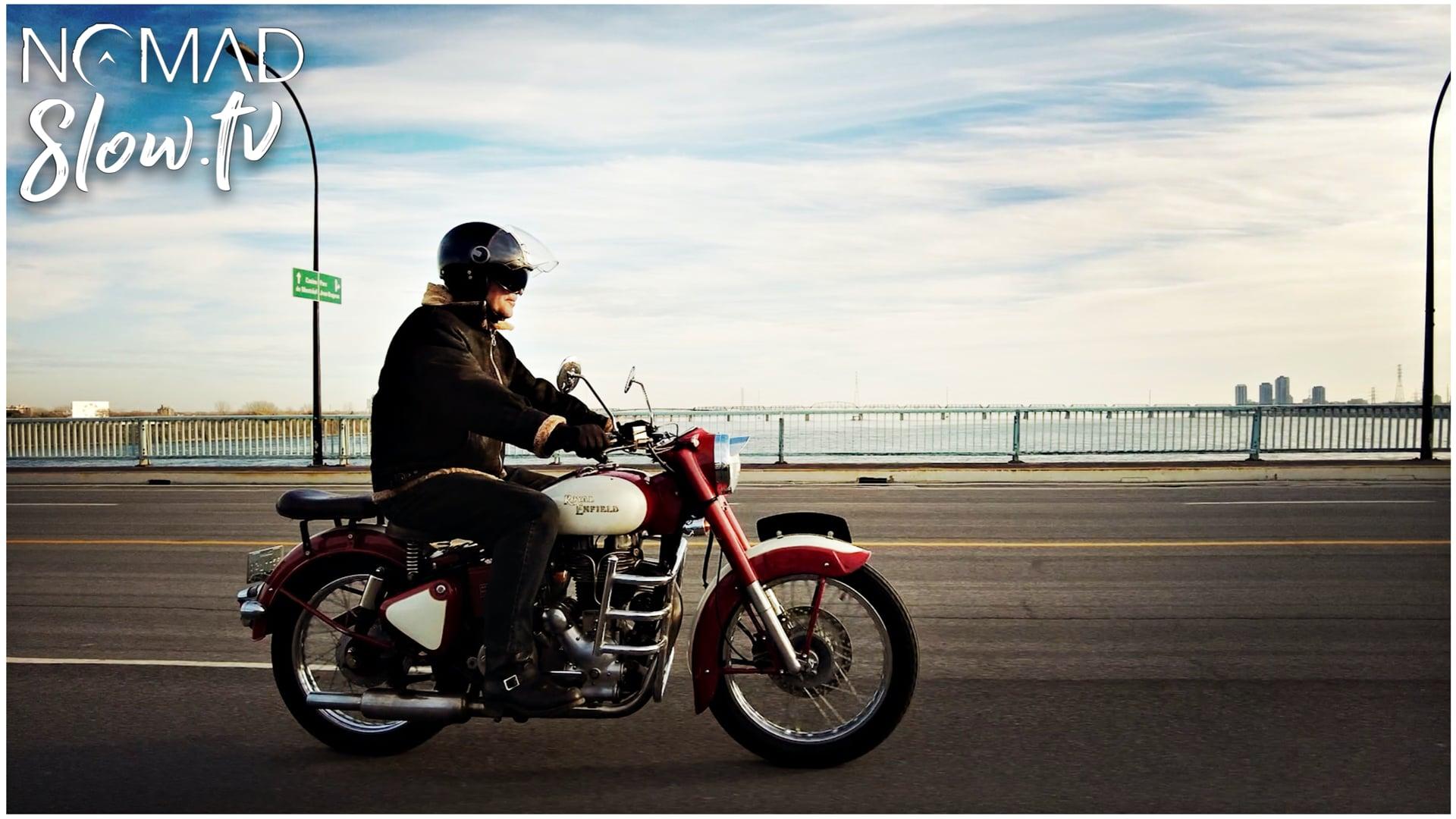 Glen LeMesurier - Royal Enfield 1967 Bullet 500 - ride 1