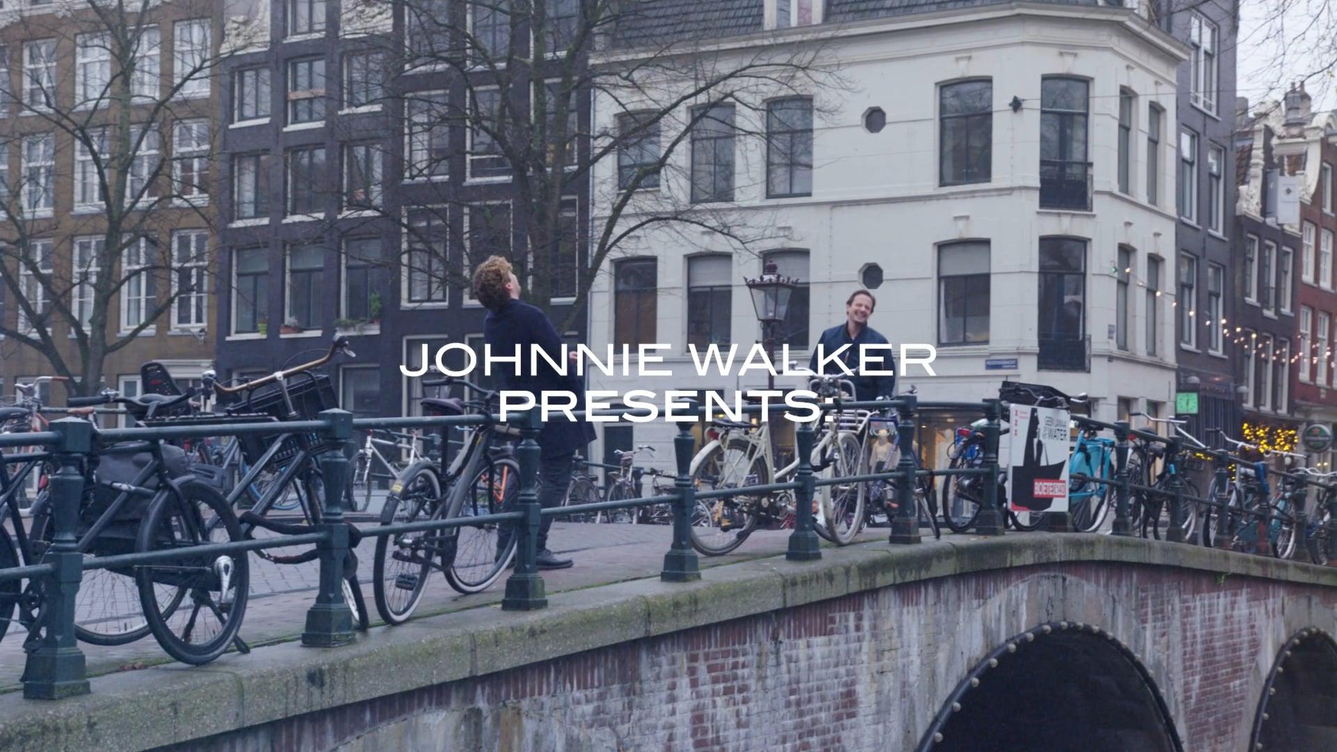 Johnnie Walker - Celebrating Friendship