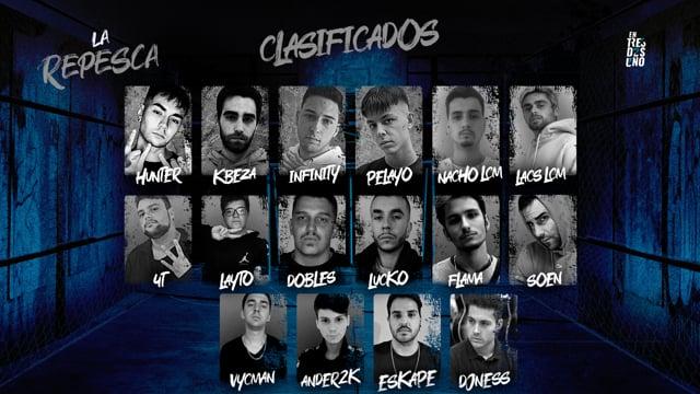 Estos son los 16 clasificados para LA REPESCA