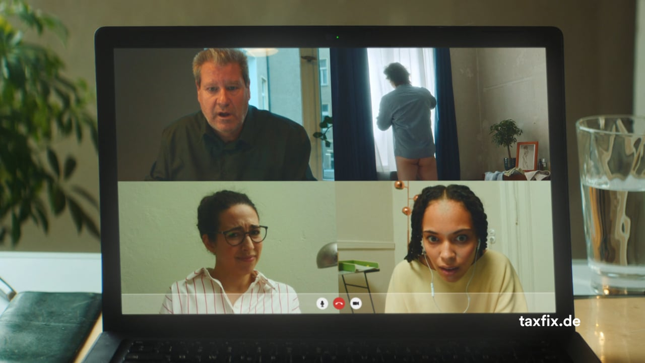 Taxfix TV Commercial 2021