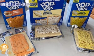 New Poptarts flavors are on the way, but they don't