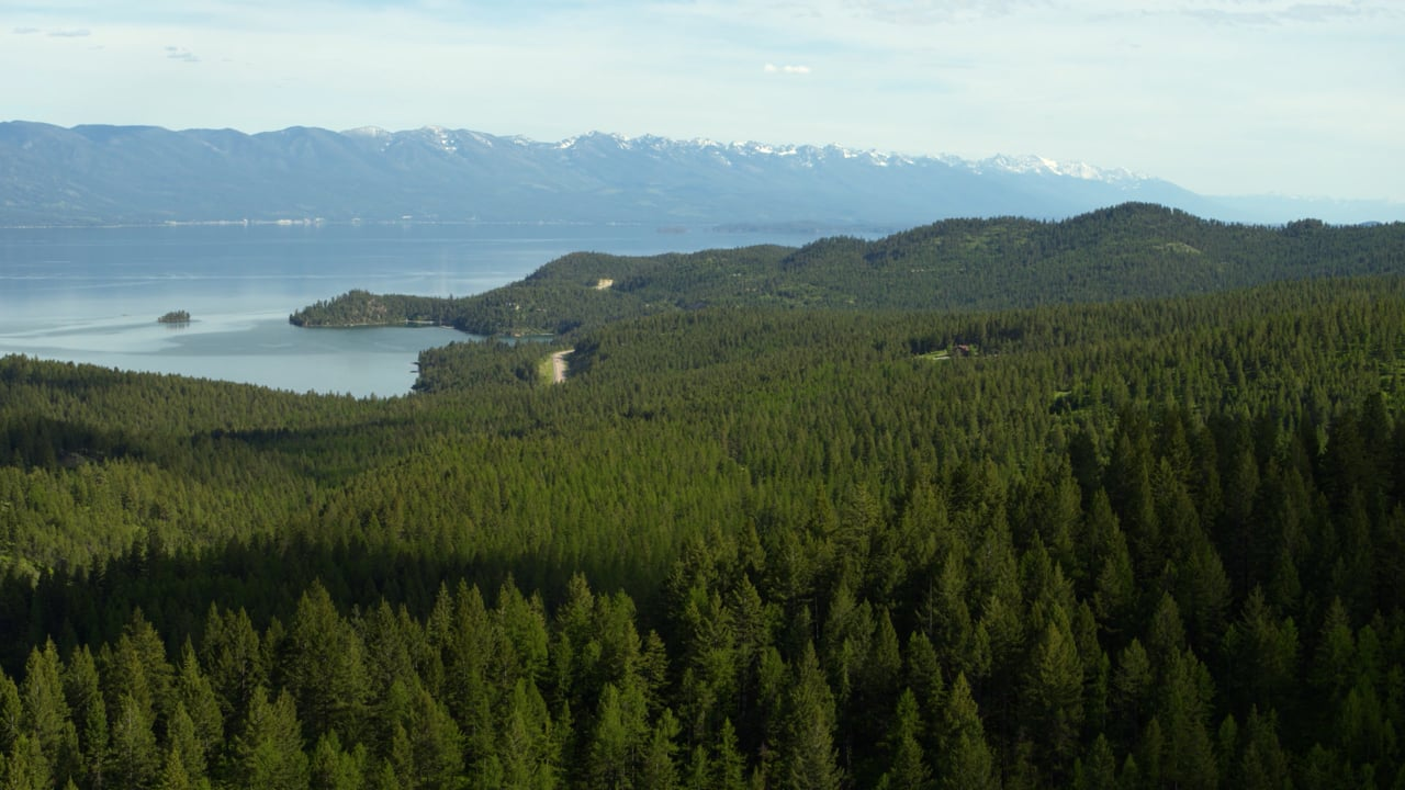 Timber Rock 120 Acres in Lakeside, MT