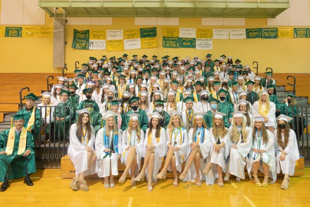 2021 CSHS Graduation