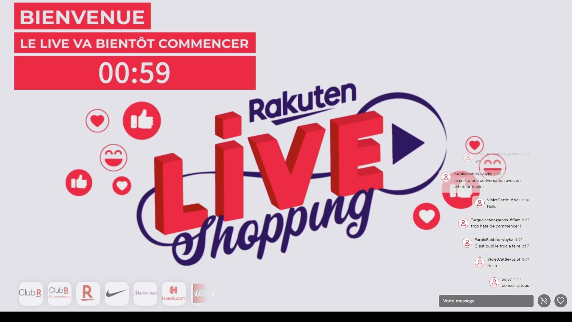 [Replay] - Le live le Club R Everywhere - Rakuten - 8 juin 2021