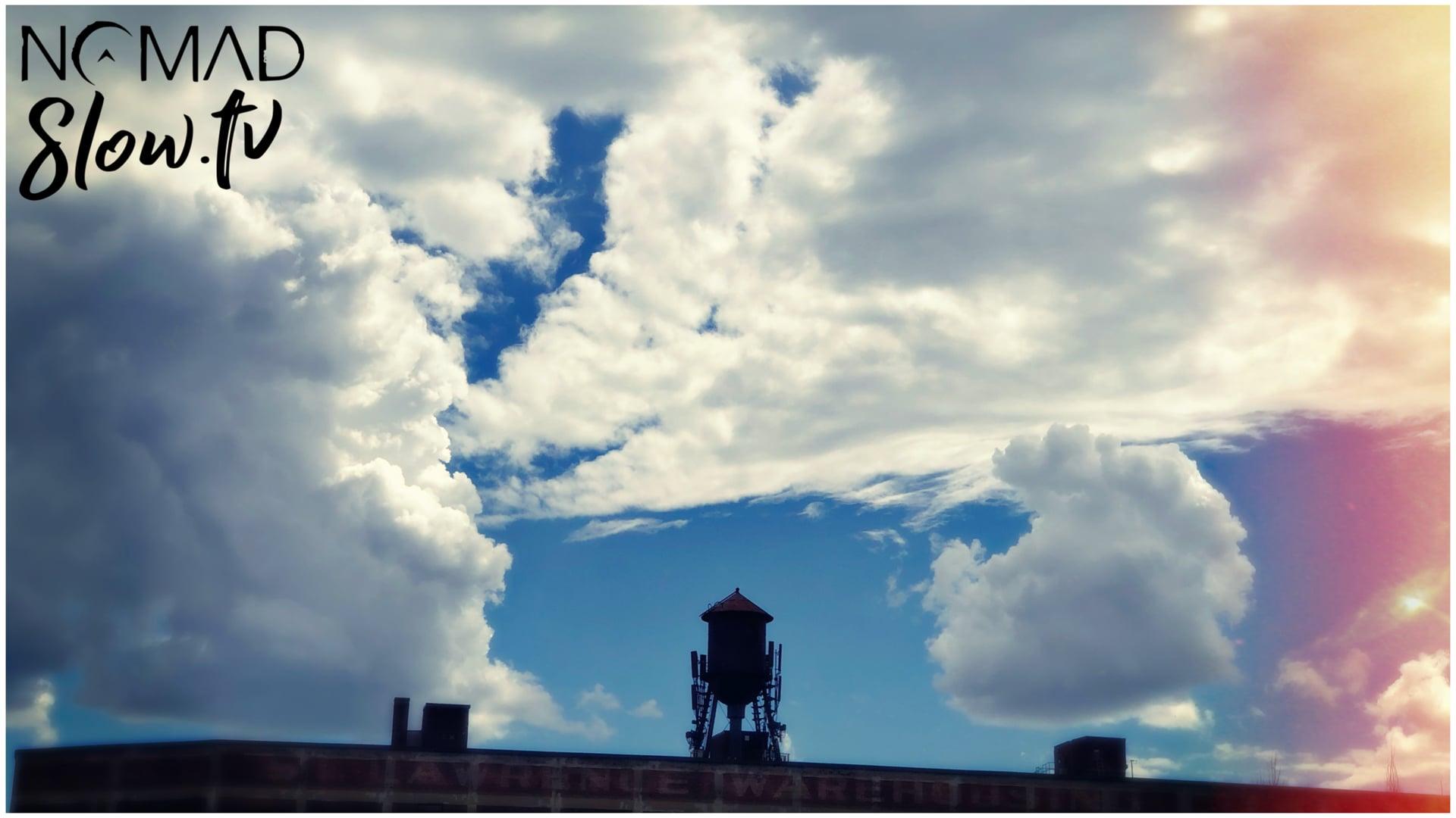 Cumulus Nimbus - Quincas Moreira  Mile End Timelapse  NOMAD Slow TV