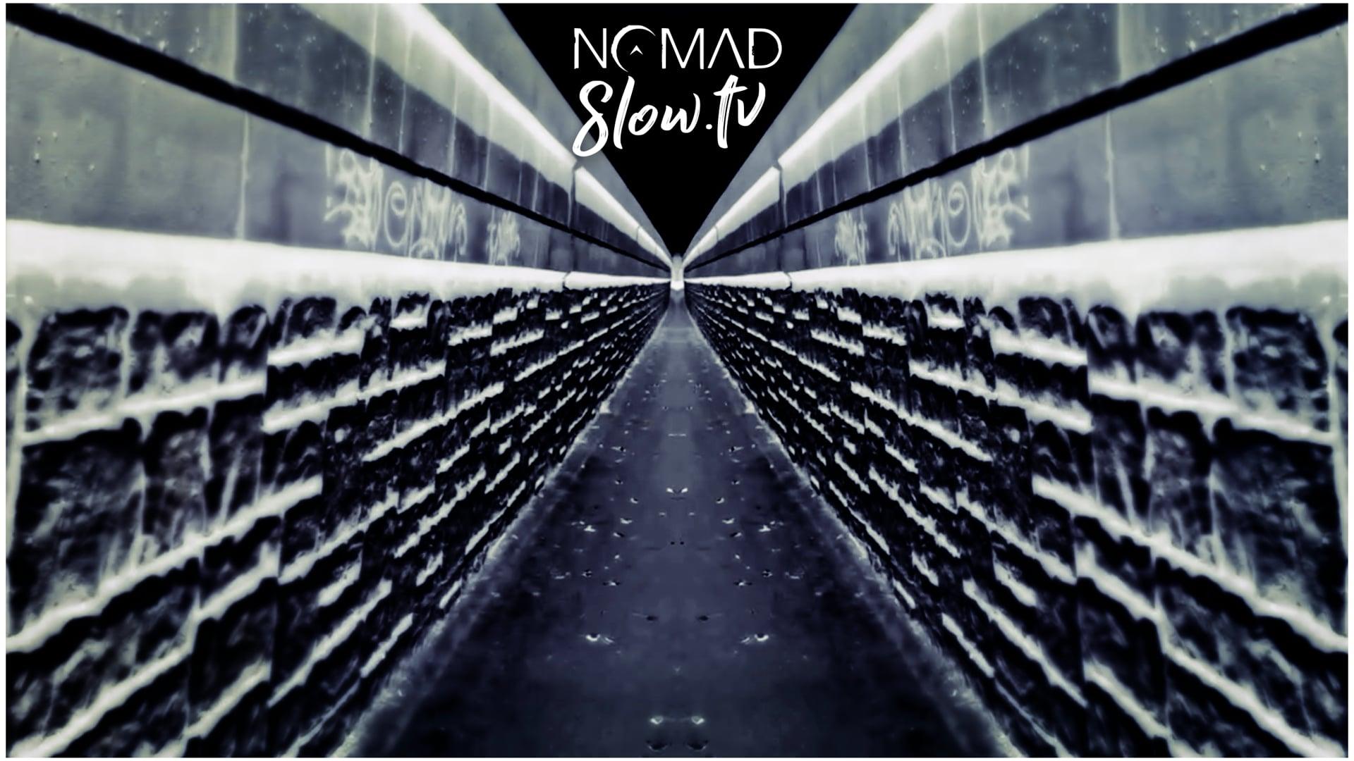 Infinite Hall | slow TV | iPhone shot : Antoine Leger | Editing : Jason Rodi | music : Max McFerren