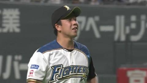 【6回表】ファイターズ・谷川が古巣相手に初登板!! 2021/6/9 F-T
