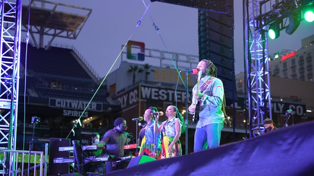 Petco Park Events - Live Music is Back
