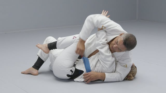 How to defend yourself from a crazy attacker? Part 3 of 4