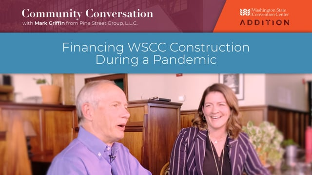 Financing WSCC Construction During a Pandemic