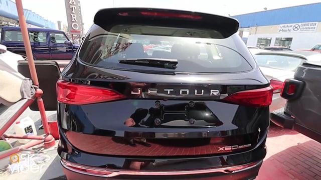 NEW! JETOUR X90 - BLACK -...
