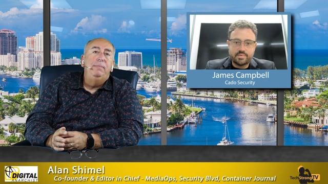 Cloud Native Forensics - James Campbell, CADO
