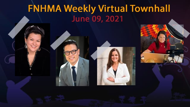 FNHMA Town Hall (ENG) JUNE 9, 2021