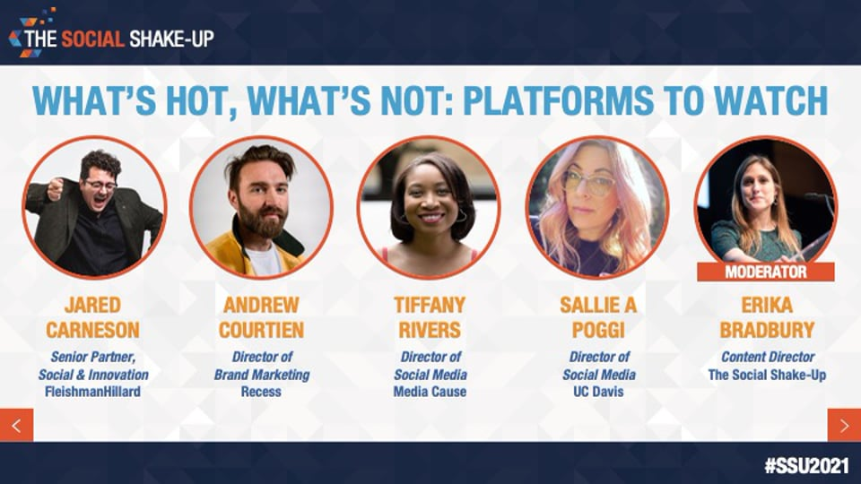 What's Hot, What's Not: Platforms to Watch