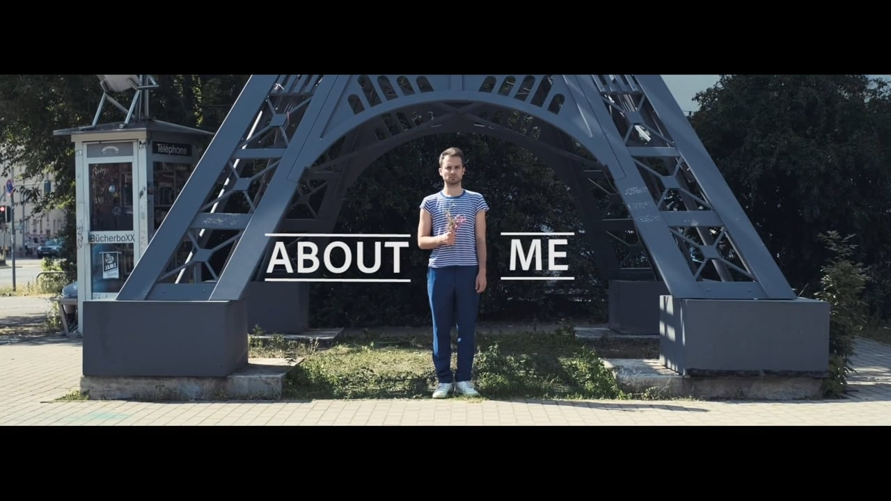 ABOUT ME - Max Hegewald