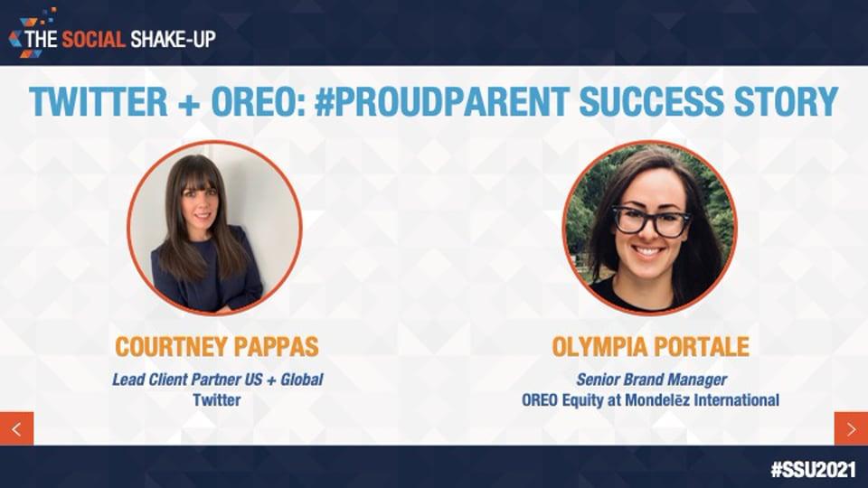 Twitter + OREO: #ProudParent Success Story
