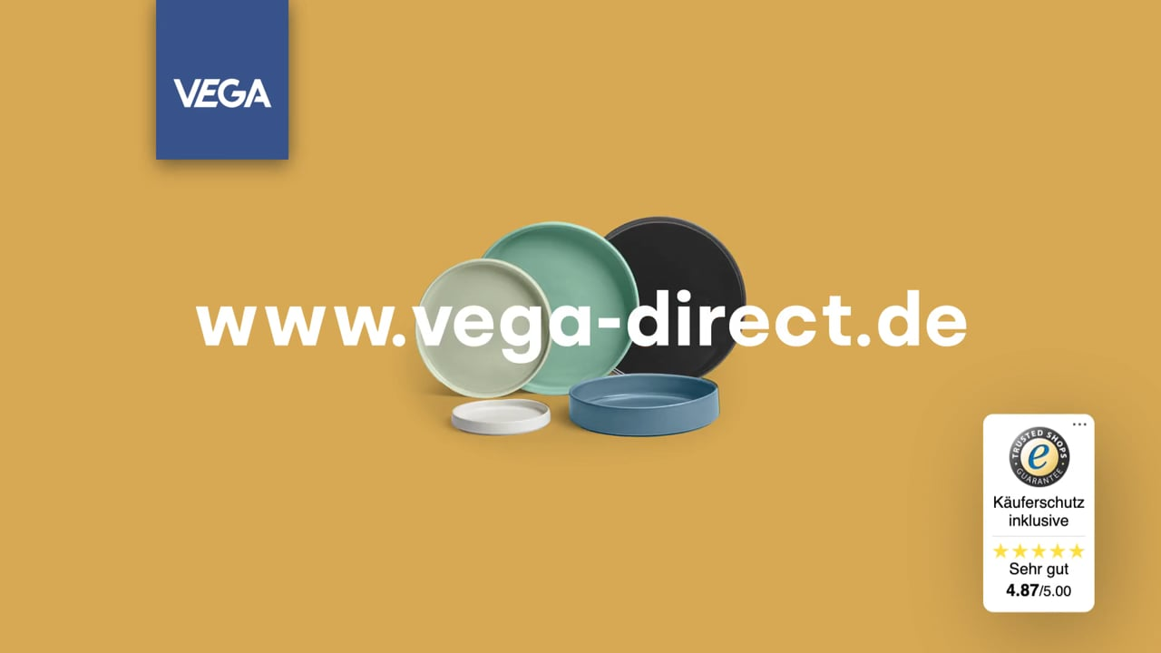 VEGA-direct TV Commercial Products 2021