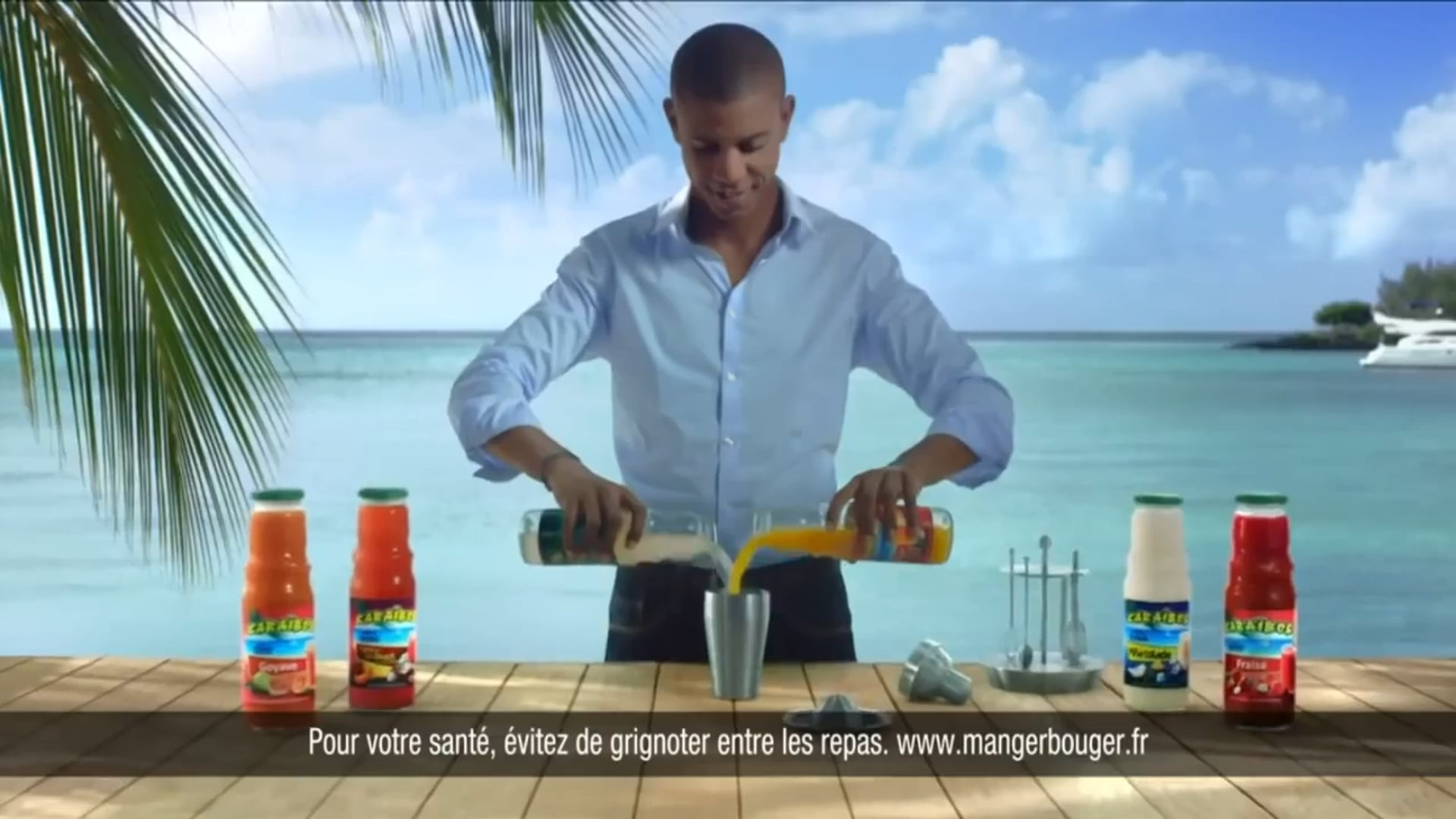 CARAIBOS commercial